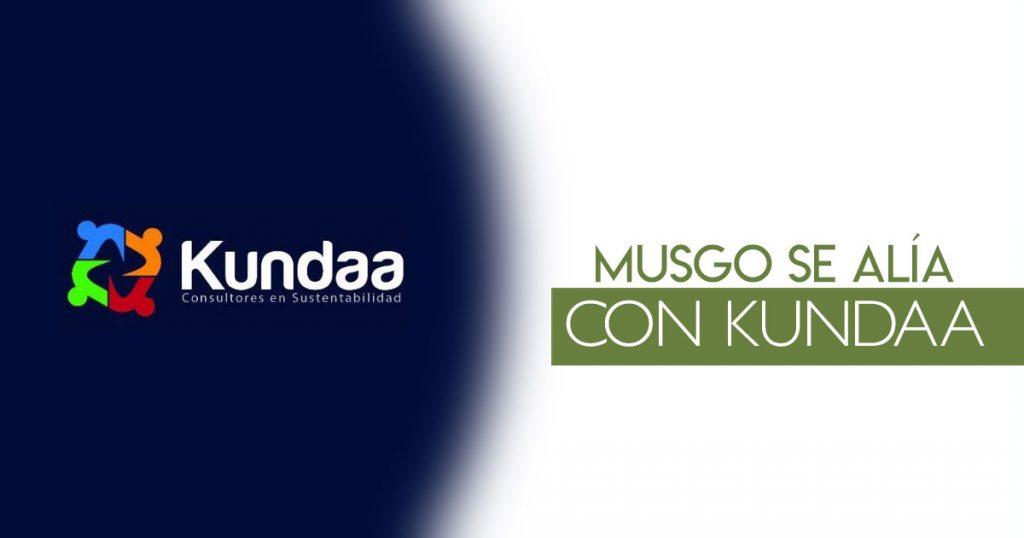 Musgo se alía con Kundaa