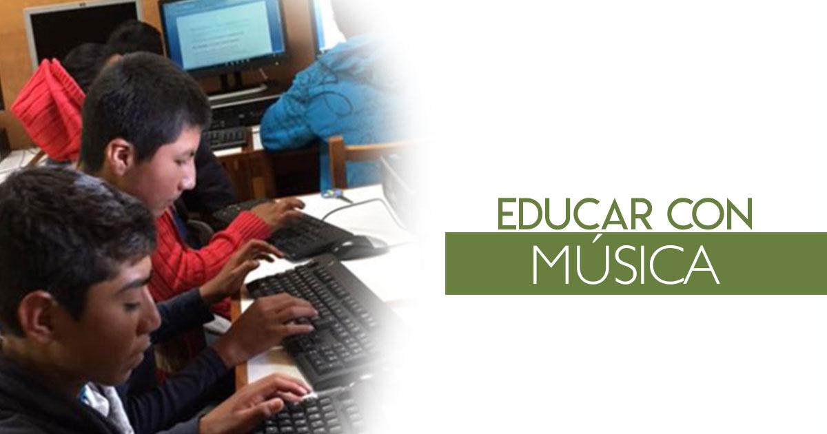 Educar con música