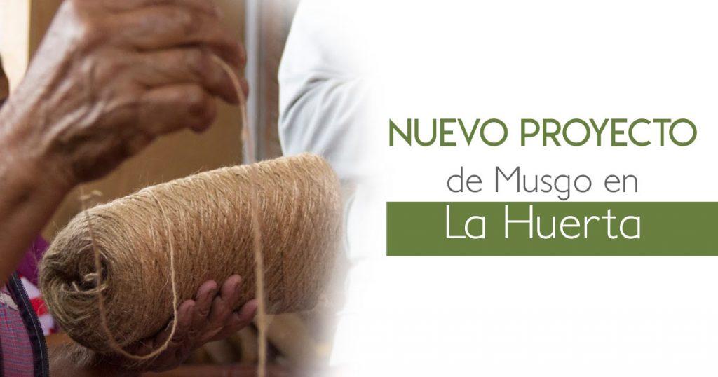 Nuevo proyecto de Musgo en La Huerta