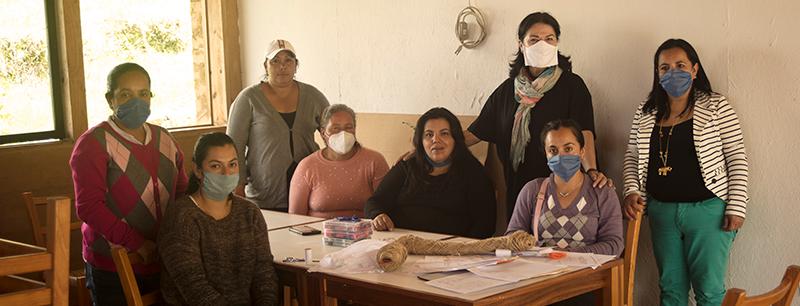 Mujeres Campaña comunal