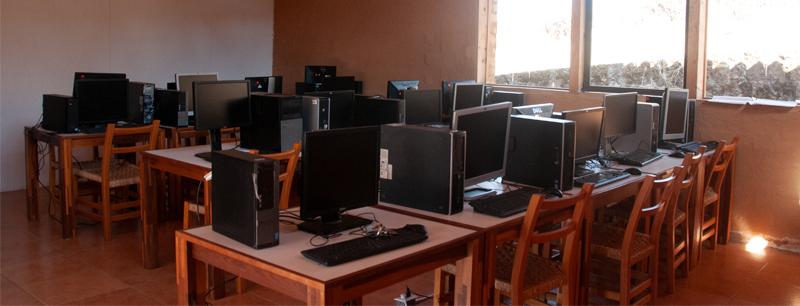 Salón de computación